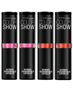 Maybelline Color Show Lipstick Pack Of 3