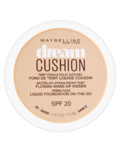 Maybelline Dream Cushion Liquid Foundation 30 Sand