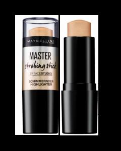 Maybelline Master Strobing Stick 300 Dark Gold Pack Of 3