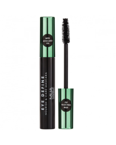 MUA Eye Define Nourish & Care Mascara Black