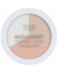 MUA Highlight Perfection Shimmer Spotlight Sheen