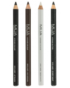 MUA Intense Colour Eye Liner Pencil