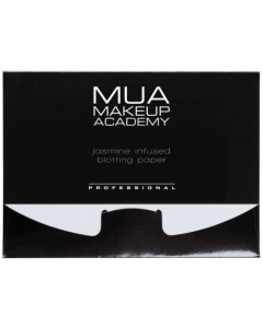 MUA Jasmine Infused Blotting Paper