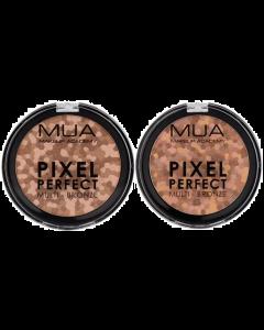 MUA Pixel Perfect Multi Bronze(SCUFFED CASE)