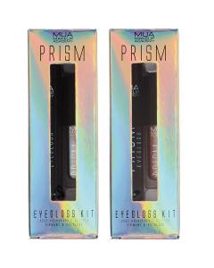 MUA Prism 2pc Eyegloss Kit