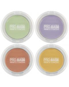 MUA Pro Base Prime & Conceal Cream Compact