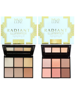 MUA Radiant Illumination Highlighting Kit