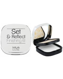 MUA Set & Reflect Finishing Kit White Gold