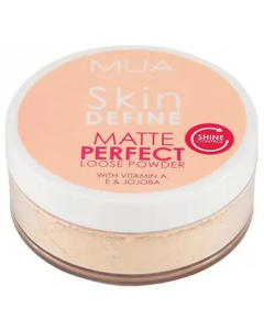MUA Skin Define Matte Perfect Loose Powder