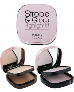 MUA Strobe & Glow Highlight Kit