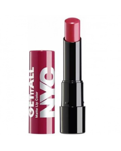 New York Color Get It All Matte Lip Color Lipstick 400 Catch The Plum Pack Of 2