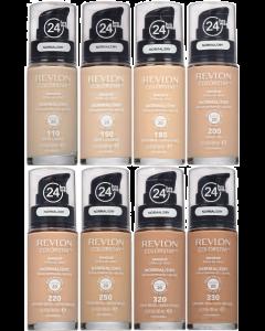 Revlon Colorstay Foundation Normal/Dry Pump Bottles