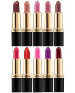 Revlon Super Lustrous Matte Lipstick Pack Of 2