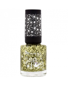 Rimmel Glitter Bomb Nail Polish 022 Bling Thing Pack Of 3