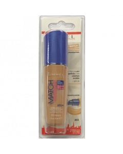 Rimmel Match Perfection Foundation 303 True Nude