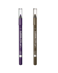 Rimmel Scandaleyes Kohl Eyeliner Pencil Pack Of 3