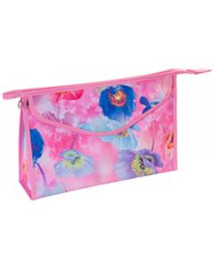 Royal Floral Dreams Toiletry Bag