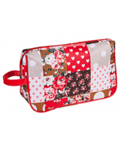 Royal Rose Garden Toiletry Bag