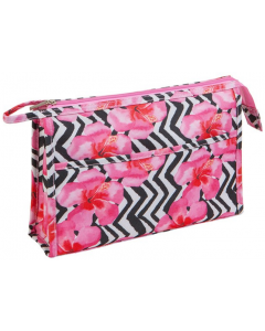 Royal Wild Orchid Toiletry Bag