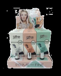 Saffron Prime & Fine Corrective Primer Tray x 12