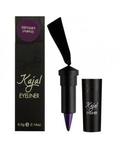Sleek Kajal Eyeliner Odyssey Purple Pack Of 3