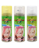 Party Success Hair Glitter 125ml Spray