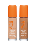 Rimmel Lasting Radiance Foundation Pack Of 3