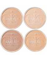 Rimmel Stay Matte Pressed Powder Pack Of 2
