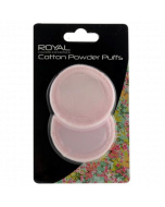 Royal Cosmetic Connections Cotton Powder Puffs