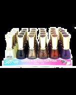 Saffron Sparkle & Sprinkle Nail Polish Tray 12 x 24
