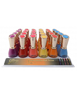 Saffron Cream Shades Nail Polish Tray 1 x 24