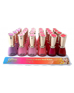Saffron Candy Colours Nail Polish Tray 3 x 24