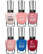 Sally Hansen Complete Salon Manicure Polish Pack Of 12